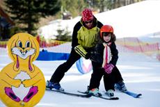 Narty z dziećmi szkoła narciarska