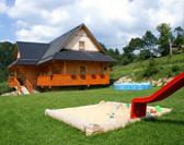 Chata Ilčík, detské ihrisko