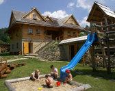 Chata Uhorčík, detské ihrisko